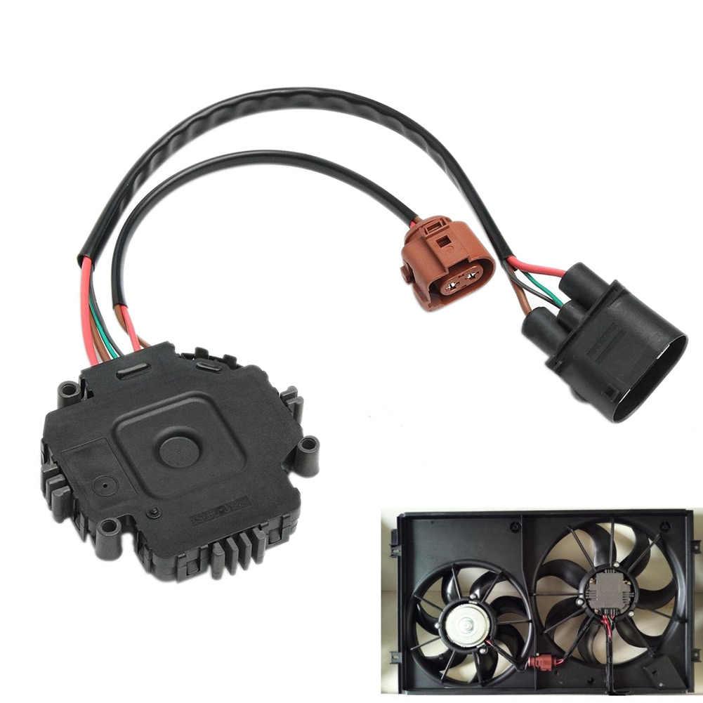 Universal Car Radiator Cooling Fan Control Module Plastic