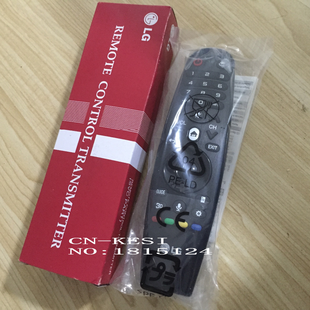 English version New Genuine AN MR600 AN MR600G Magic Motion Remote Control with Browser Wheel