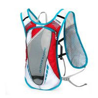 Polyester Men Women Trail Running Jogging Backpack Outdoor Sports Marathon Fitness Hydration Vest Pack Racing Cycling
