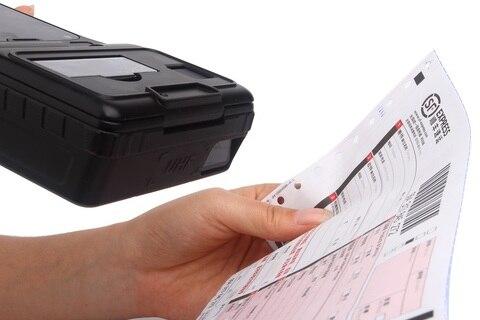 5 polegadas industrial tablet android inteligente impressora