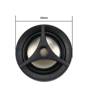 Image 3 - Ghxamp 1 인치 돔 자동차 수정 된 고음 홈 스피커 트위터 티타늄 필름 4ohm 15 w 2 pcs