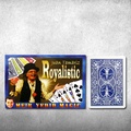 Free shipping Juan Tamariz Royalistic Card Magic Tricks Accessories magic props