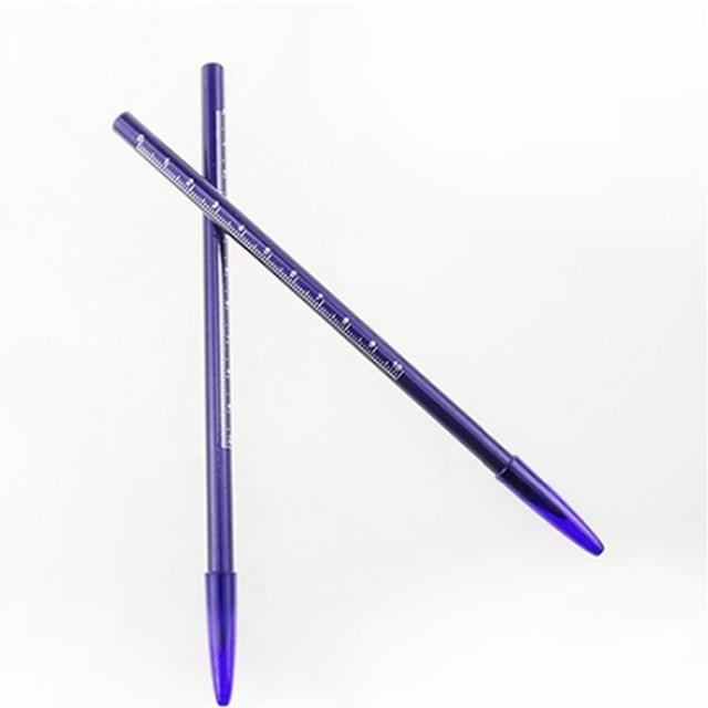 Microblading Brow Pencil Permanent Makeup Pencil Eyebrow Tattoo Line Design Positioning Eyebrow Waterproof Pencil Tattoo Tools 3