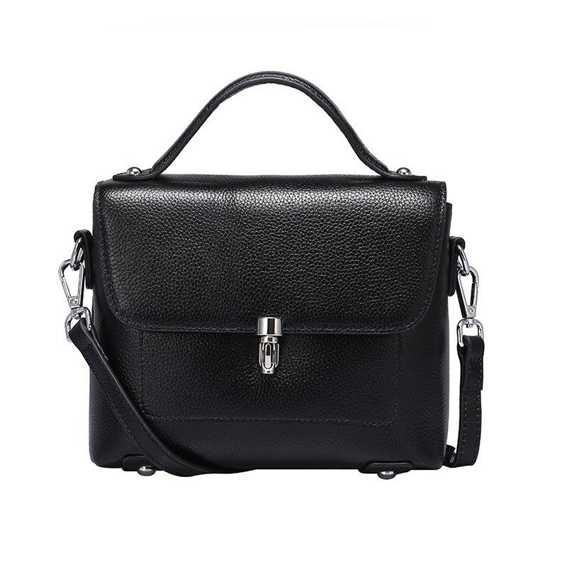ФОТО ACETELI 2016 new Genuine Leather Women Messenger Bags Designer Brand FashionLadies Party