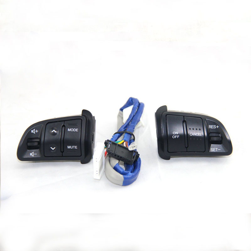 OEM For Kia sportage Multi function Steering Wheel font b Audio b font Cruise Control Buttons
