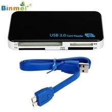 Binmer чтения карт памяти адаптера USB 3.0 Compact Flash для TF CF SDHC Micro SD Jan16 motherlander