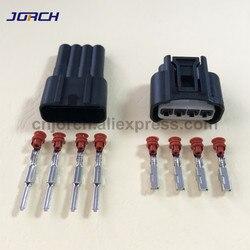1 Набор 4 Pin катушка зажигания разъем авто разъем кабеля 7283-7449-30 11885 для Toyota Carola Vios Corolla Camry Highlander RAV4
