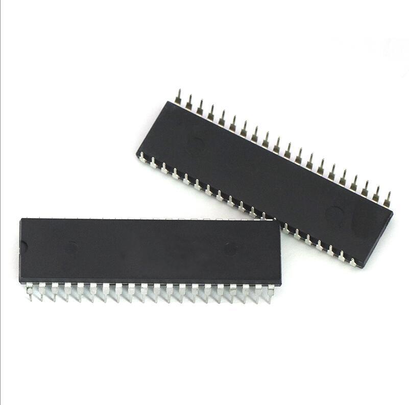 5pcs/lot Mos 6502 MOS6502 6502AD R65C02AP MOS-6502 6502B = UM6502 SY6502 DIP-40