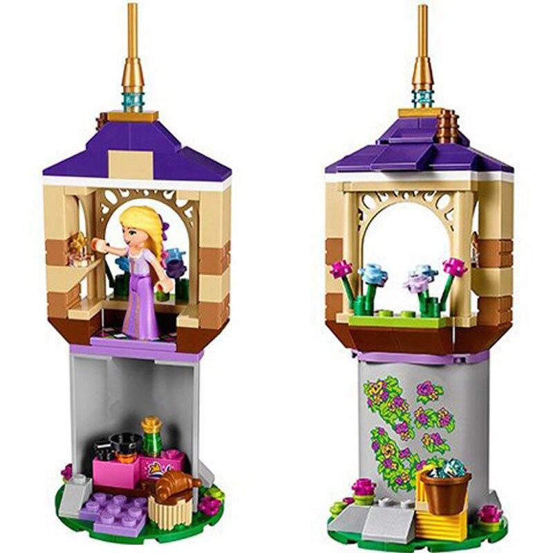 41065 383pcs tangled princess rapunzel s best day ever model