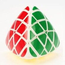Yongjun MoYu Aosu 4x4x4 Mastermorphix Zongzi Rice Dumpling Stickerless Speed Puzzle Cube Puzzle Speed Classic Learning