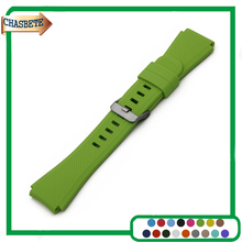 Silicone Rubber Watch Band for Fossil Watchband 22mm Men Wom
