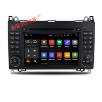 FreeShipping Android CAR DVD For MercedesBenz Sprinter A Class B200 Vito Viano W169 W245 W469 W906