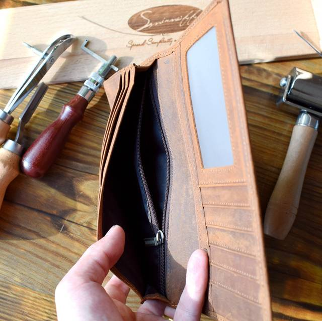 Online Shop Genuine Leather Iphone Wallet Case Laser Engraved Dragon