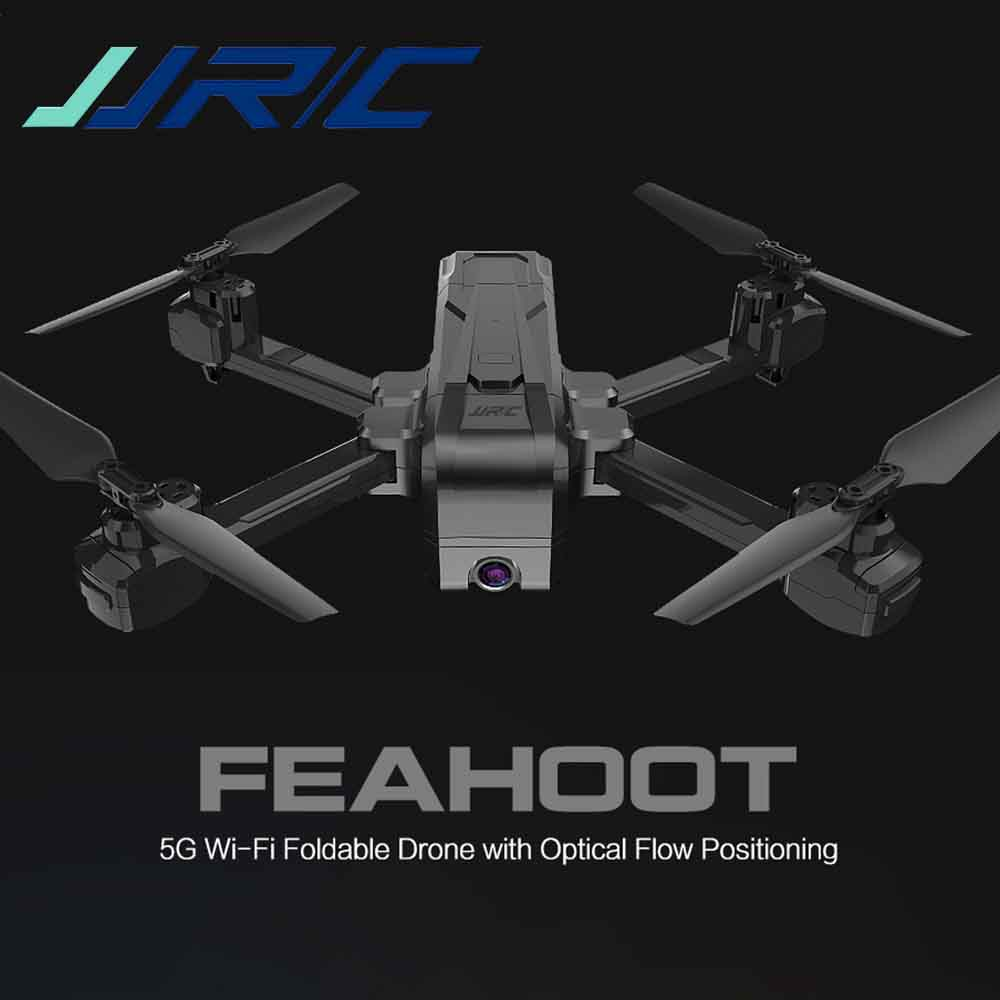 <font><b>JJRC</b></font> <font><b>X11</b></font> RC <font><b>Drone</b></font> 5G WIFI FPV With 2K Camera GPS 20mins Flight Time Foldable Remote Control <font><b>Drone</b></font> Quadcopter Helicopter vs E58 image