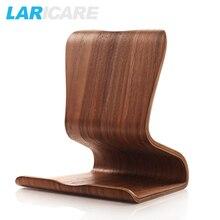 Laricare L-03 Деревянный планшет телефон, подставка-держатель, стабильный анти-скользкий Tablet мобильного телефона, держатель для iPhone IPad телефона Android