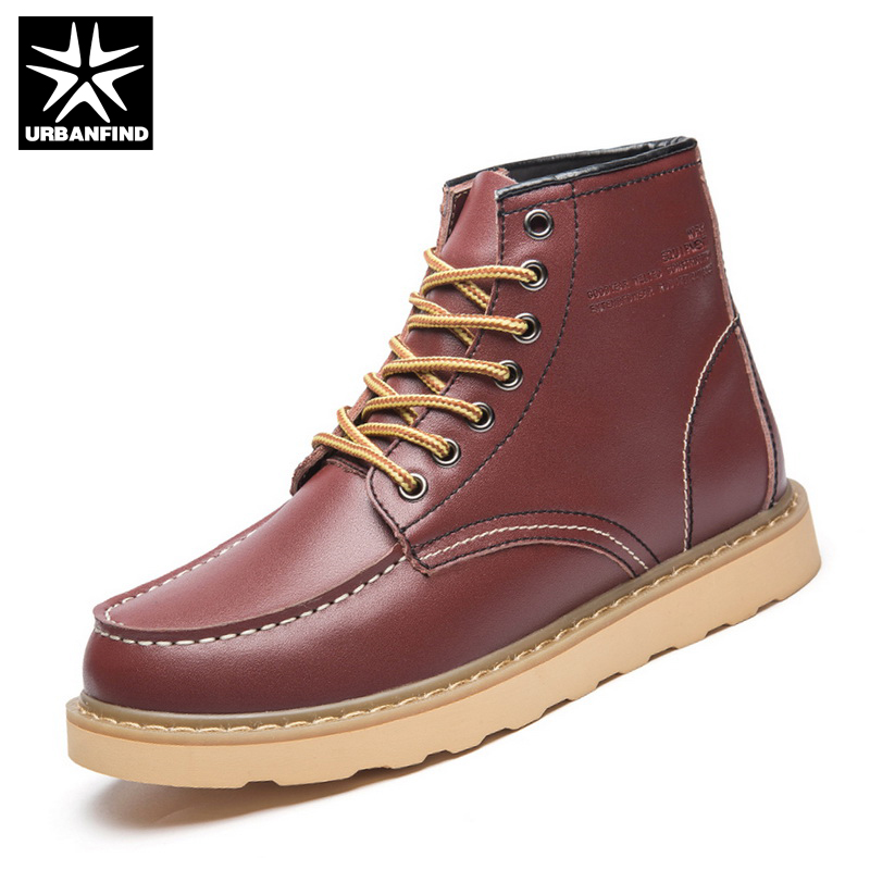 Popular Winter Work Boots Men-Buy Cheap Winter Work Boots Men lots ...