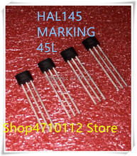 IC NEW 10PCS/LOT HAL145L HAL145 MARKING H145 45L TO-92 IC