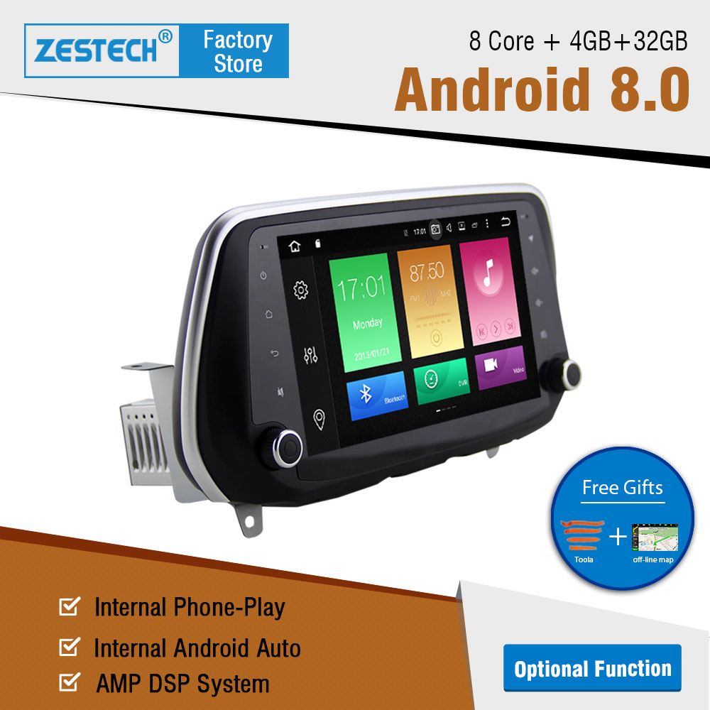 Android 9.0 8.0 Car DVD Player For Hyundai Santa FE 2019 2018 Tucson 2019 IX 35 AutoRadio Car head unit car GPS Multimedia