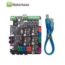 3D основная плата принтера MKS BASE V1.6 Встроенная Материнская плата совместимая Mega 2560 и RAMPS 1,4 Плата управления RepRap Mendel