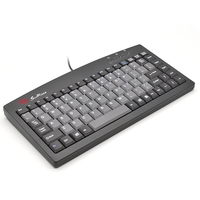 SUNROSE PS2/USB interface industrial keyboard control small keyboard CNC machine tool external keyboard