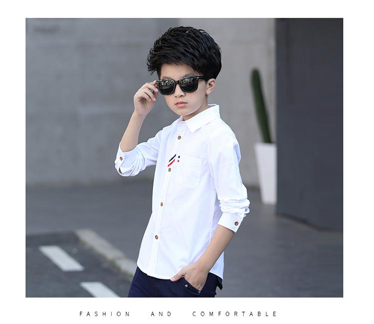 HTB1MttWPpXXXXXEXFXXq6xXFXXXL - 2017 Boys Clothes New Spring Autumn Boys' Cotton Casual Shirts Kids Long Sleeve Shirt Boys Blouses Turn-Down Collar Shirt