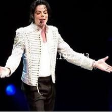 Заказной Майкл Джексон куртка опасный Косплей Костюм
