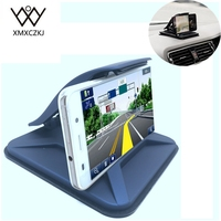 New Universal Sticky Car Holder Dashboard Desktop Mount Anti Slip Mobile Phone Stand For Tablet GPS