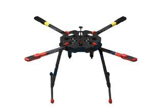 Image 1 - Kit de armazón de cuadricóptero con patín de aterrizaje electrónico para Dron teledirigido, fibra de carbono plegable, F11282, Tarot TL4X001 X4