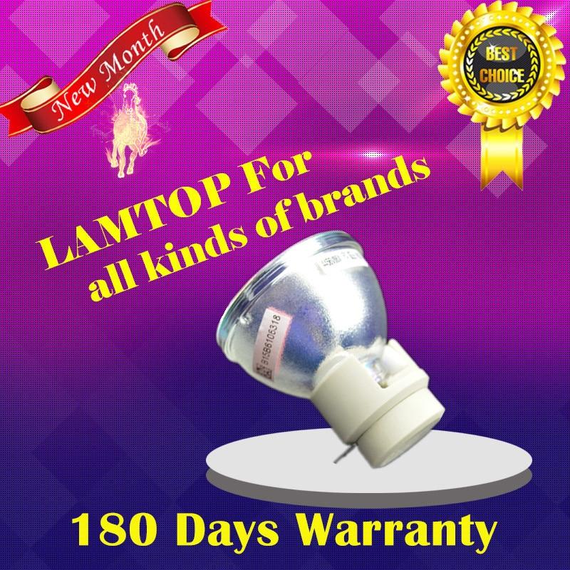 FREE SHIPPING!  LAMTOP  original  projector lamp  RLC-061  for   PRO 8300  free shipping original l171 one board qlif 061 490521200100r send screen line 100