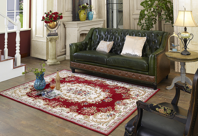Wilton Aubusson Carpet Living Room Yoga Mat Jacquard Rug Floor Mats Rugs  And Carpets Shaggy Area