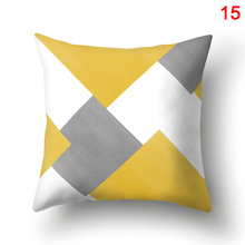 Pillow Cover Case 45x45cm Home Decoration Durable for Bedroom Car Coffee Bar  Hot Sale