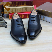 Luxury hand crafted footwear mens Goodyear leather-based oxfords real leather-based male formal footwear good-looking homecoming boss gown footwear