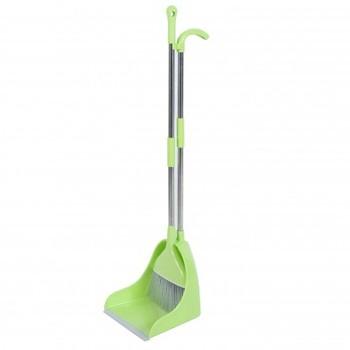 El traje de Casa de la escoba, combinación de dos piezas, escoba de limpieza del suelo del hogar, escoba suave del pelo del barrido