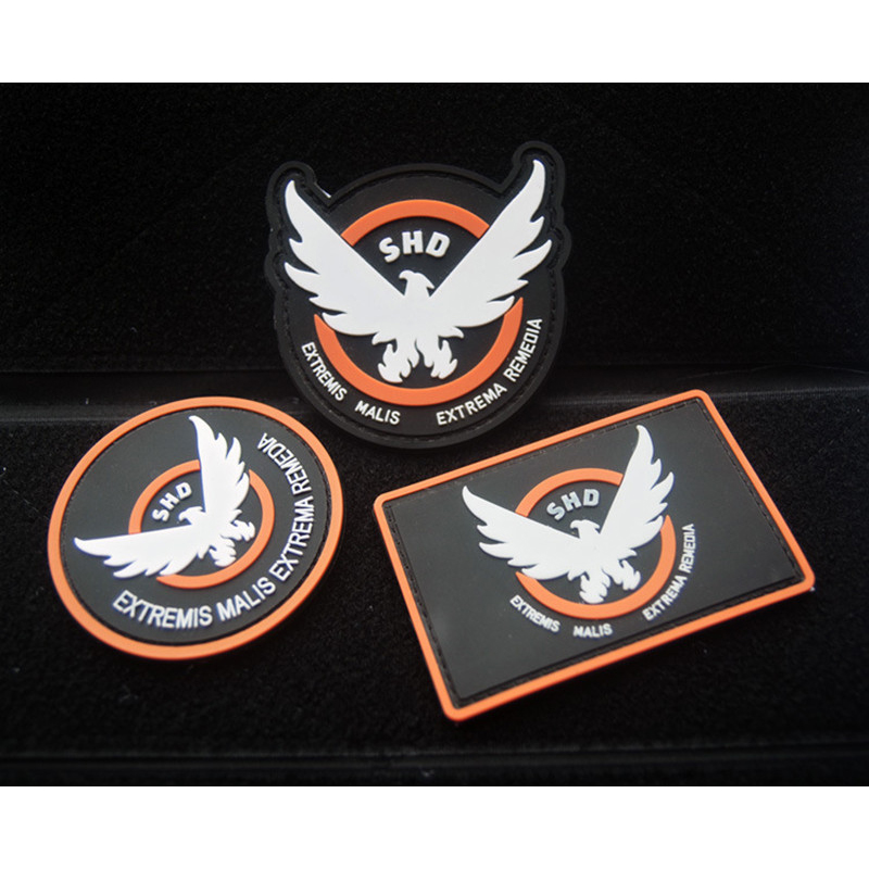 Intelligent 20pcs Embroidery Shd Tactical Patch The Division Patch Cloth Camouflage Brassard Morale Armband Army Combat Badge Wholesale Ebay Motors Clothing, Shoes & Accessories