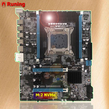 Discount computer parts Runing X79 motherboard with M.2 port