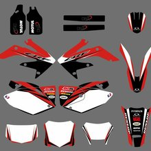 Buy Crf250x Decals And Get Free Shipping On Aliexpresscom