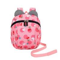 Anti lost Bag Infant Toddler Kids Keeper Children Backpacks Baby Walker Baby Harness Anti Lost Wrist Link Andador Child Leash