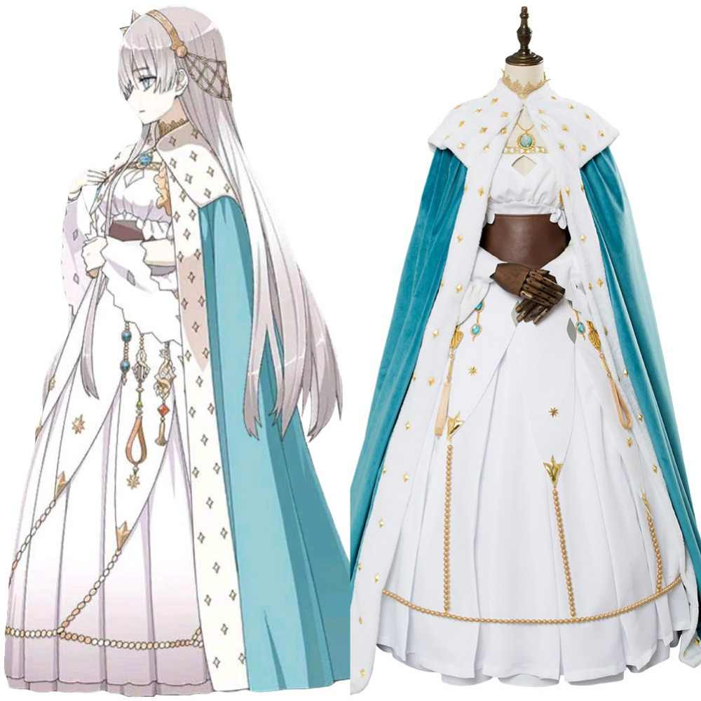 Fgo Fate Grand Order Archduchess Anastasia Tee Dress Uniform Outfit Anime Cosplay Costumes Game Costumes Aliexpress 2nd anastasia boss battle debuffs you at the start with atk down and a buff block, gain full np charge. fgo fate grand order archduchess
