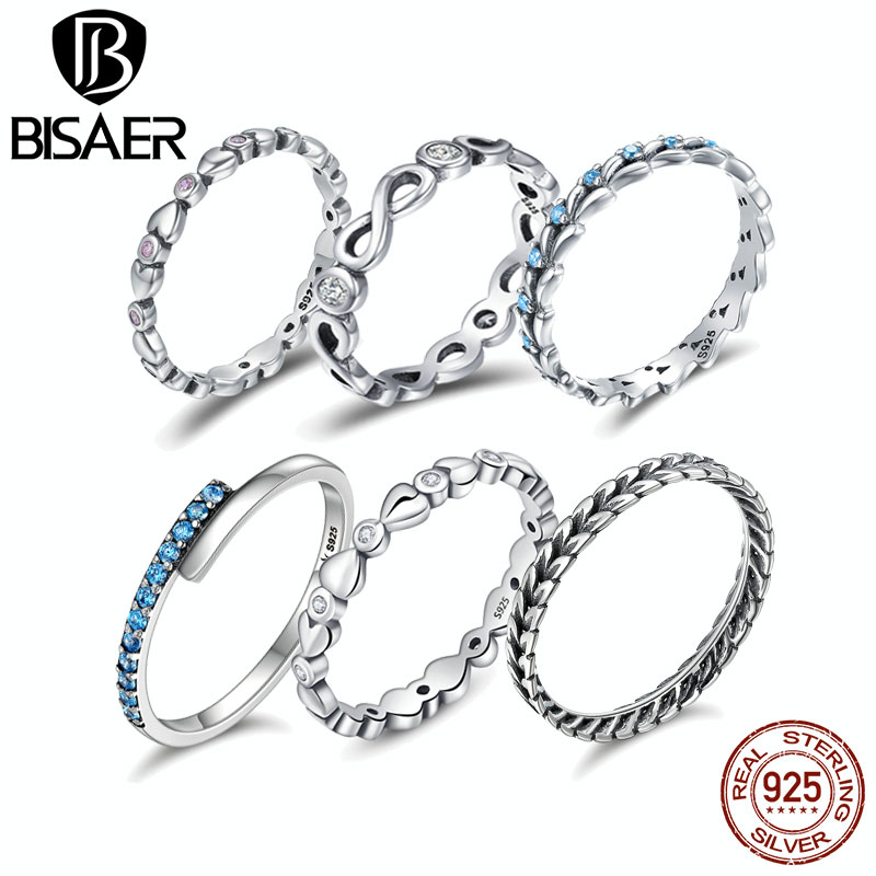 11.11 925 Sterling Silver Ears of Corn, Wheat Wave Stackable Rings for Women Authentic Original Jewelry Lucky Christmas Gift system of wheat intensification swi new trend of wheat cultivation