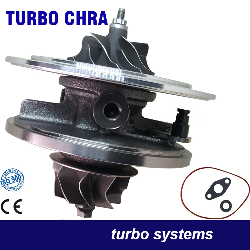 GT2256V Turbo CHRA A6650960099 712541 for Jeep Grand Cherokee 2.7 CRD 00- OM665WJ / Land Rover Range Rover 2.9 TDI M57D L30 LL turbo cartridge chra core t250 04 452055 452055 0004 452055 0007 for land rover discovery for range rover gemini 3 300 tdi 2 5l
