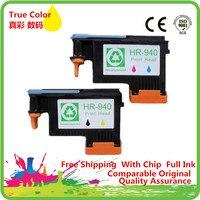 2 PK 940 Printhead For HP 940 8000 8500 8500A Printhead Print Head C4900A C4901A Ns05