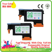 2 PK 940 Printhead For HP 940 8000 8500 8500A Printhead Print Head C4900A C4901A Ns05