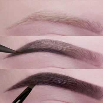 Eyebrow Enhancers Eyes Makeup Professional Eye Brow Dye Cream Pencil Long-lasting Waterproof Brown Tint Paint Henna Eyebrows