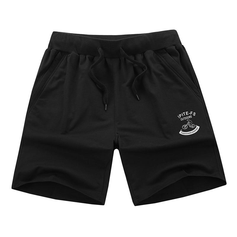 Grote maat shorts mannen shorts voor mannen zomer kleurcode Mannelijke Fitness Heren casual vijfde losse zomer plus 8XL 7XL 6XL 5XL 4XL
