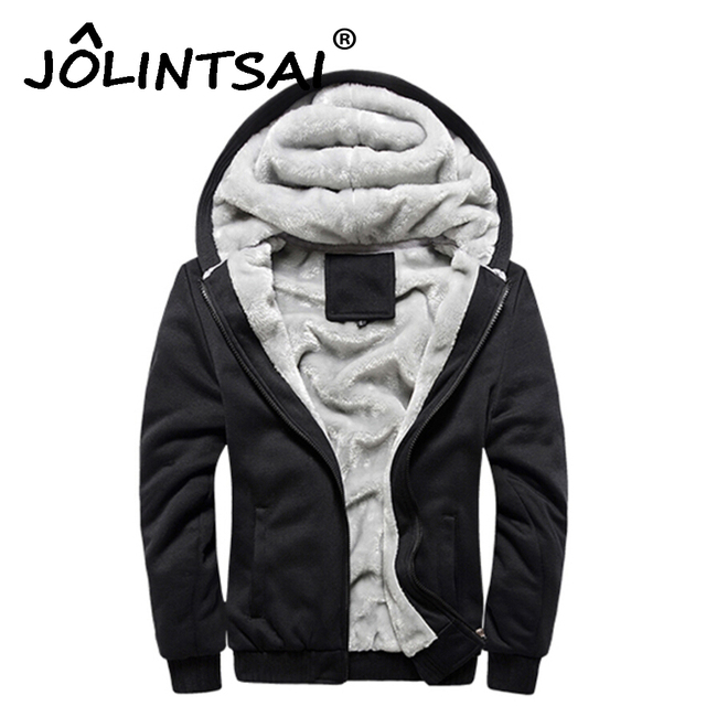 2017 New Fashion Winter&Autumn Men's Brand Hoodies Sweatshirts Casual Male Hooded Jackets And Coats Fleece Tracksuit Men