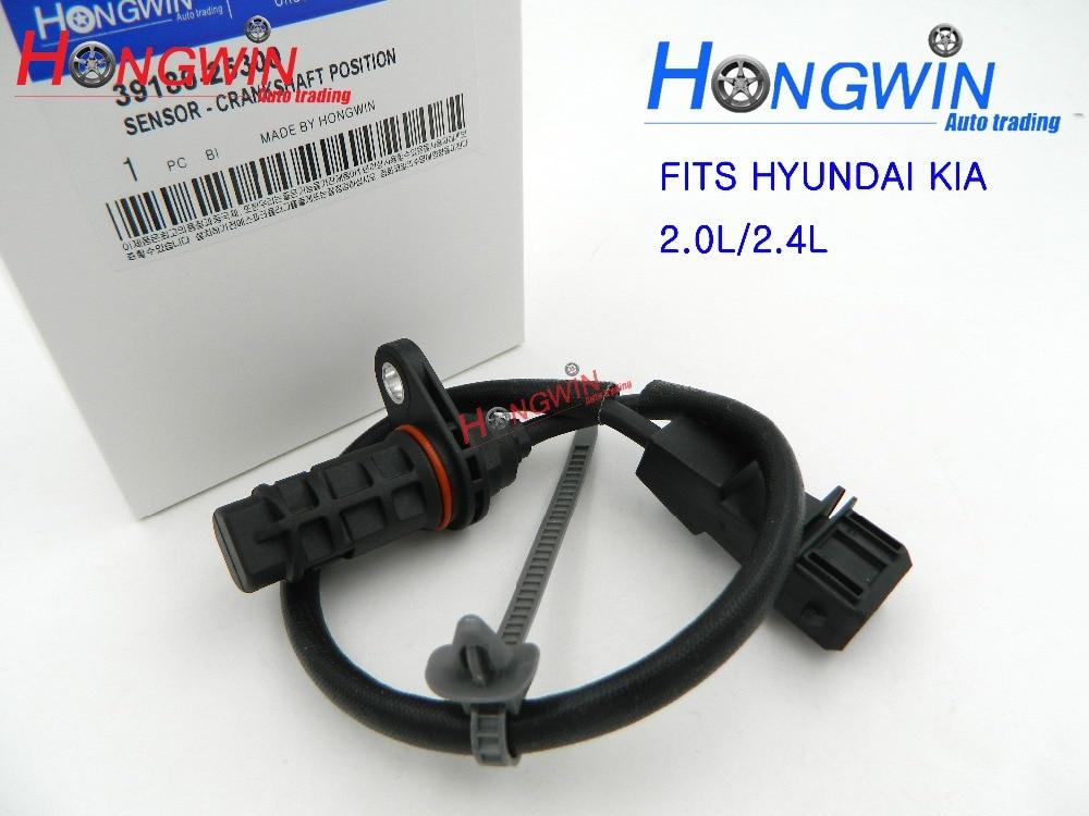 Crankshaft Position Sensor For Hyundai Tucson Santa Fe Kia