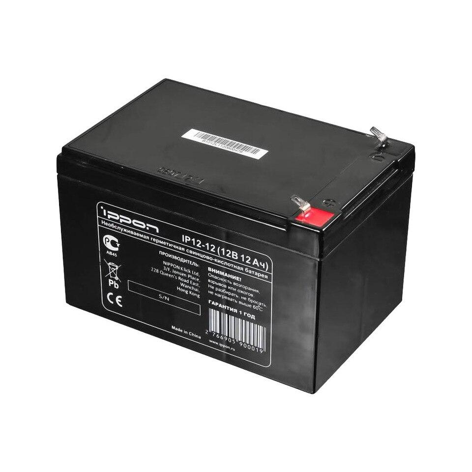 Купить со скидкой Батарея для ИБП Ippon IP12-12