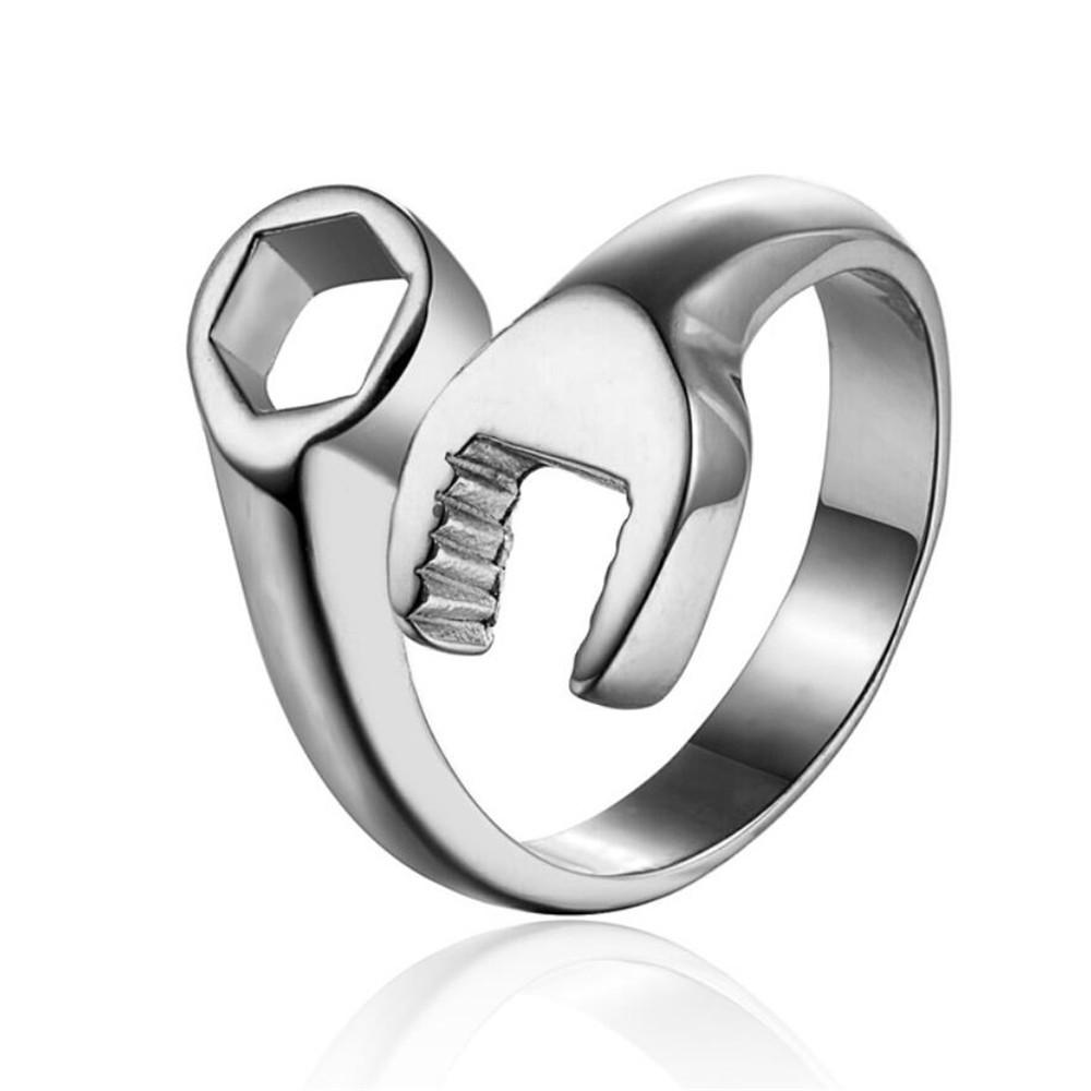 HTB1Mu.CNXXXXXaRXXXXq6xXFXXXm - Men's Wrench Automotive Style Titanium Ring
