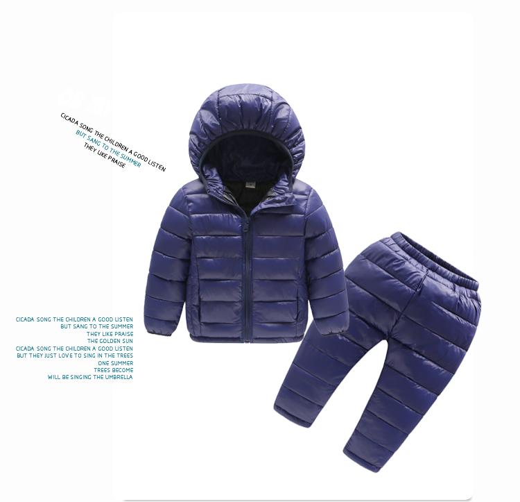 winter Stop118 Baby snowsuit 4