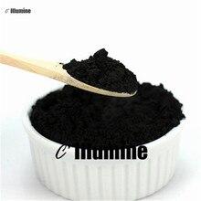 Бамбуковый уголь порошок черный цвет материалы для ухода за кожей макияж ручной работы мыльный порошок